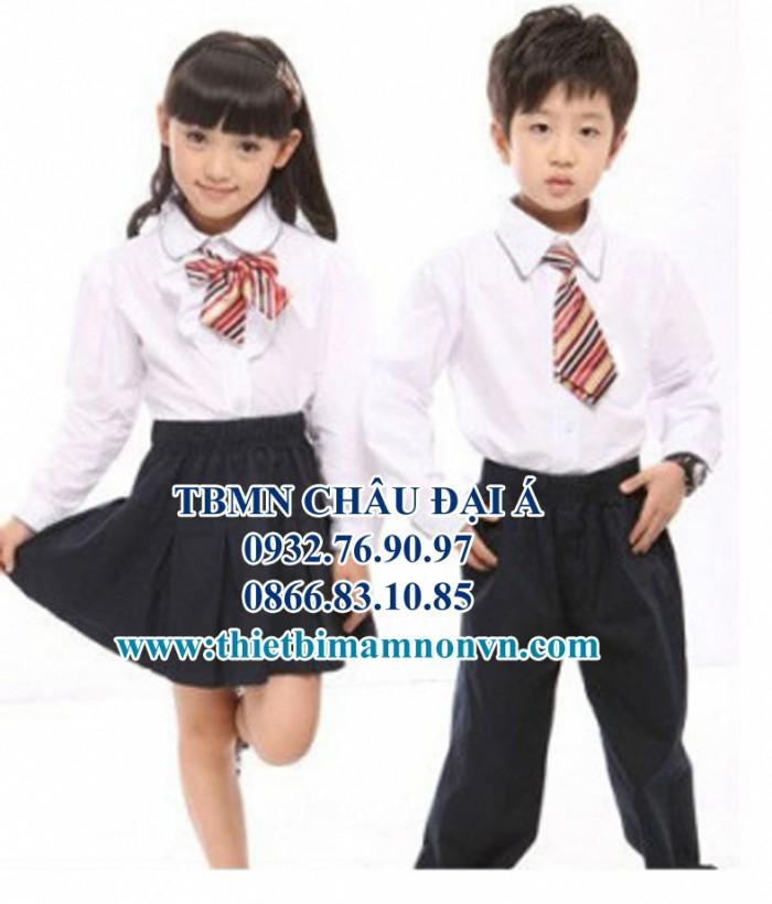 Đồng phục giá rẻ , các loại đồng phục mầm non , trẻ em3