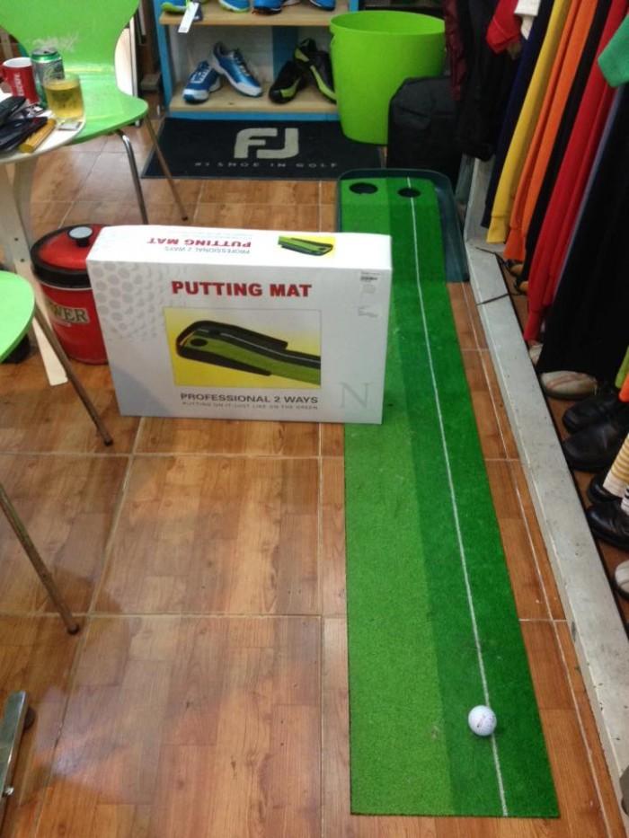 Azgolf tư vấn thảm tập golf putter, swing giá tốt