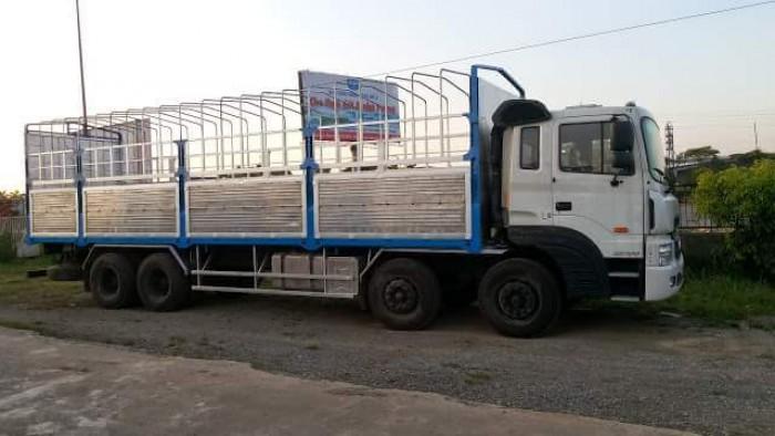 Mình cần bán xe oto tải hyundai 4 chân đời 2014 đăng ký 07/2014 HD320 máy 380