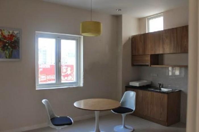 Cho thuê căn hộ chung cư  6tr/tháng 2pn, 2wc gần làng đại học