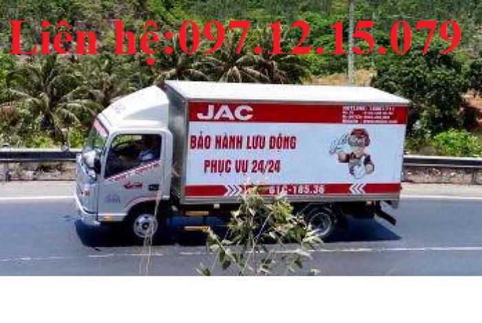 Xe JAC 1.99 - 3.45 tấn, Ưu đãi khủng lên đến 40 triệu. Nhanh tay số lượng có hạn!!!! 3