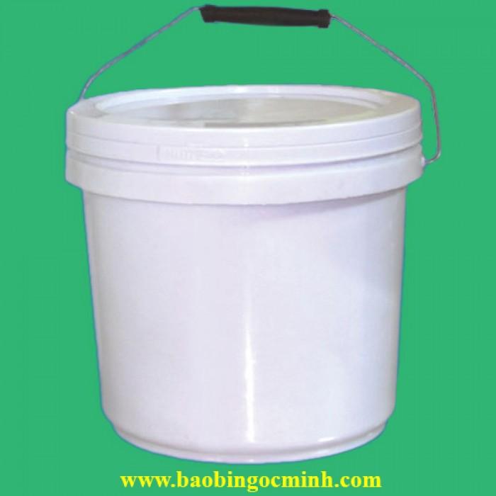 Thùng nhựa 5 lít đựng hóa chất 1