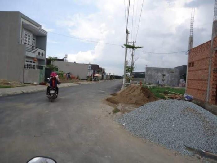 Đất mặt tiền giá rẻ, shr đường 10m tại TL9 HMôn