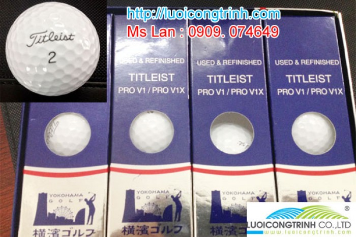 Cung cấp bóng golf chất lượng cao1