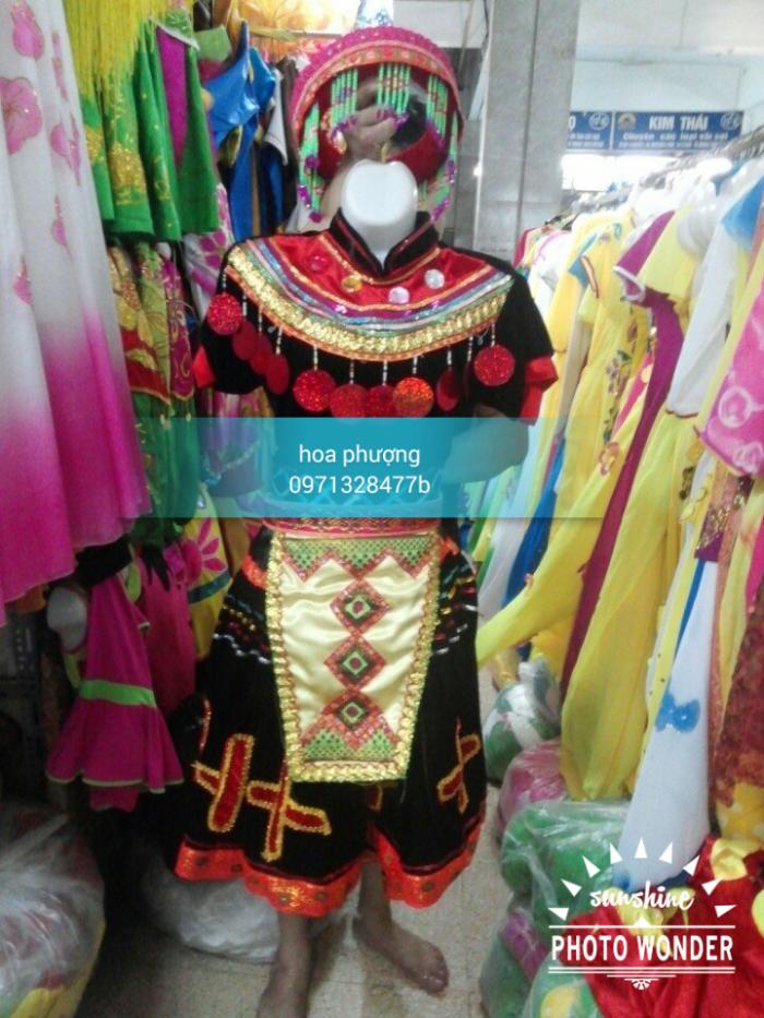 váy dân tộc mào