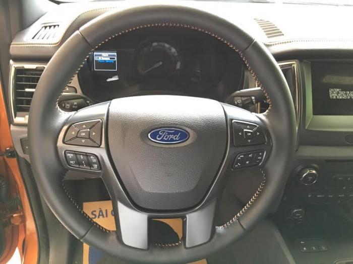 Gía Xe Ford Ranger Wildtrack 3.2L 2016 Tại Ford Trần Hưng Đạo