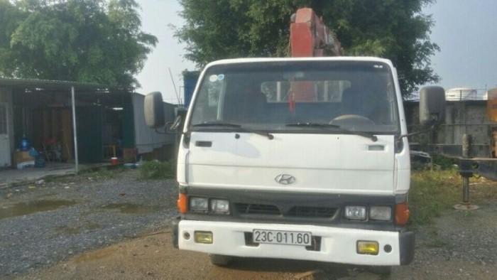 Xe tải cũ Hyundai Mighty nhập khẩu, 3 tấn