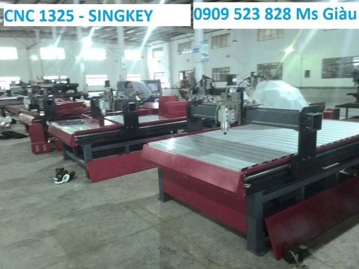 Máy cắt khắc CNC, gia công đục tranh gỗ giá rẻ