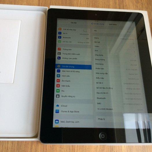 iPad3 32g wifi 4g . đen. zin. fullbox