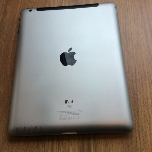 iPad3 16g wifi 4g. đen. zin