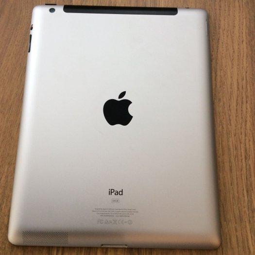 iPad3 64g wifi 4g . trắng . leng keng