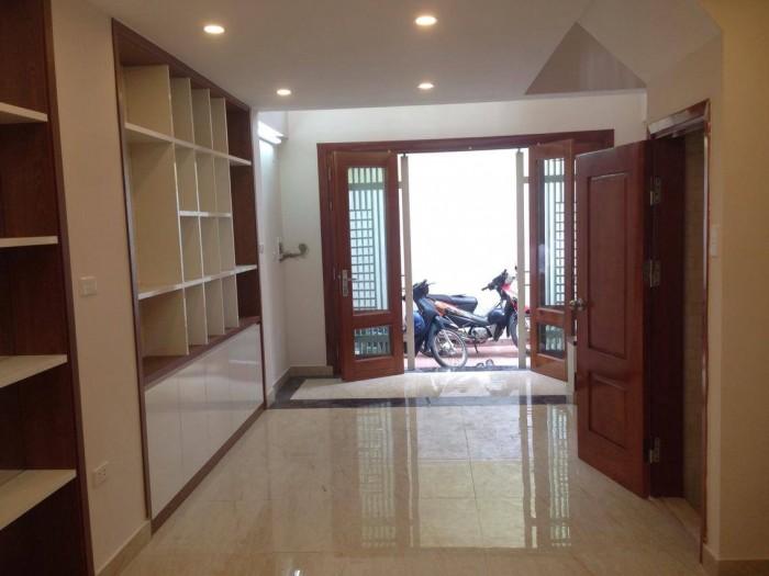 Bán nhà xây mới cực đẹp 40m2 x5 tầng giá 3,85 tỷ Khương Trung Thanh Xuân
