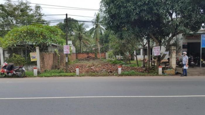 Bán đất mt đường vào kcn lộc an- bình sơn ( tỉnh lộ 769) lộ giới 40m