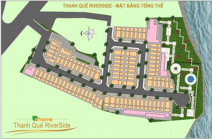 Nhà phố ven sông Nhà Bè đường Nguyễn Bình, dự án Thanh Quế Riverside