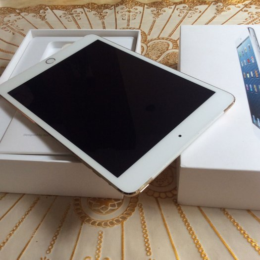 iPad mini3 16g wifi 4g . gold . usa. fullbox .