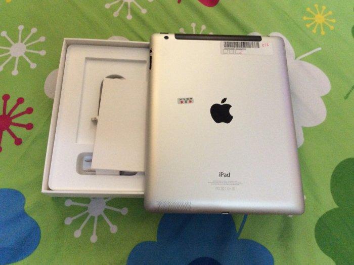 iPad 4 16g wifi 4g . đen . zin.