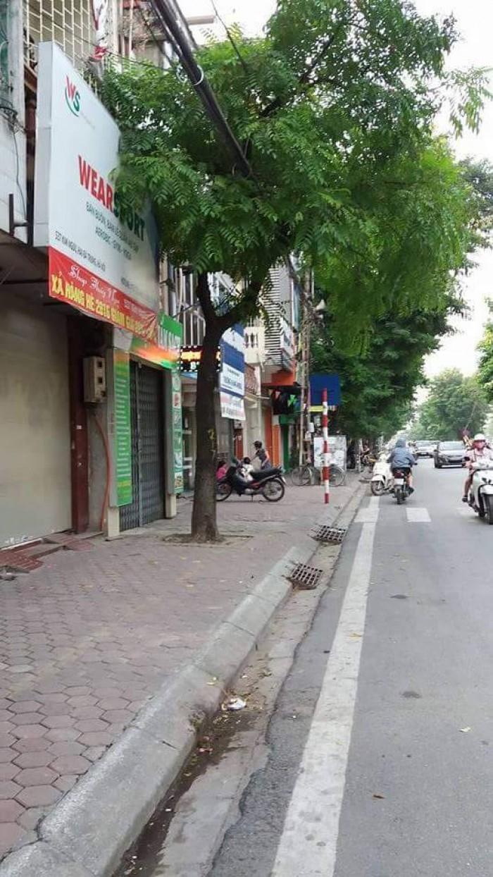Chính chủ bán nhà mặt phố Kim Ngưu, kinh doanh đỉnh, 60m2 x 5 tầng, giá 11,3 tỷ.