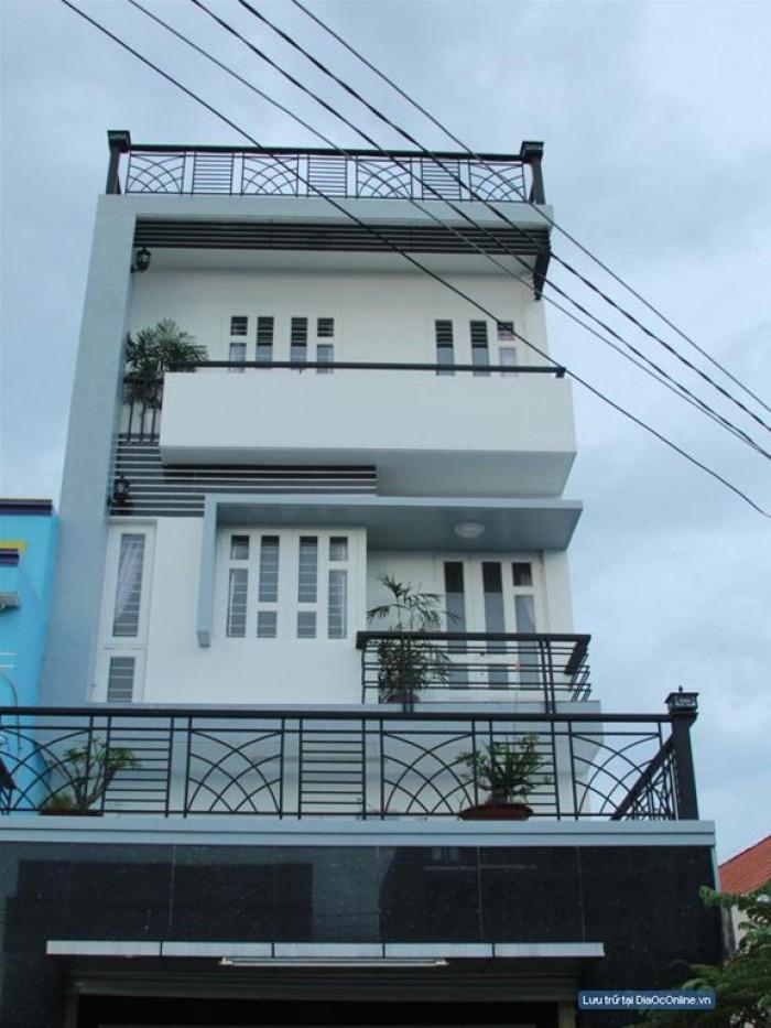 Xuất cảnh bán lại đất 320m+ nhà lầu Xuân Thới Thượng HM 850tr, sổ riêng.
