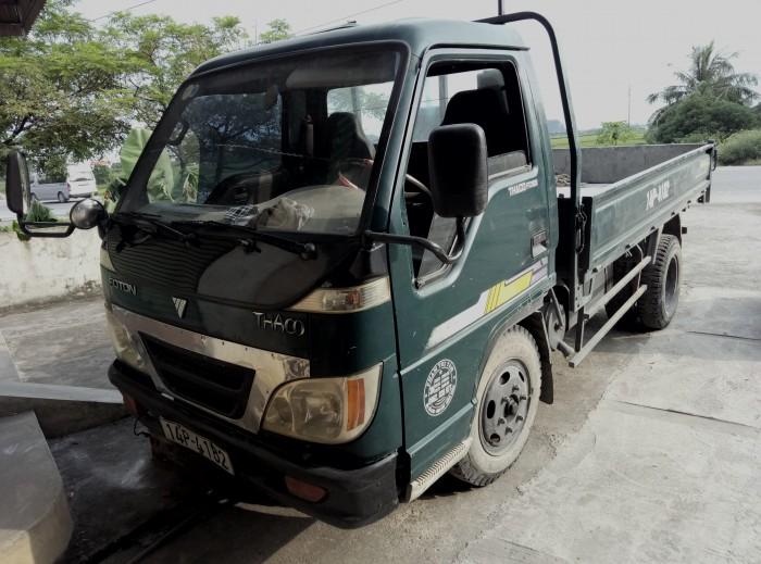 Bán xe cũ Thaco Foton 1.25 tấn giá rẻ 85tr