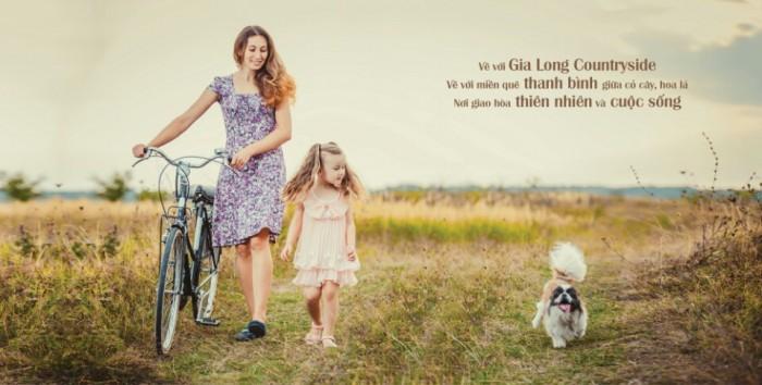 Gia Long Countryside – cơ hội đầu tư sinh lời, MT QL1A, SHR, 200Tr/nền