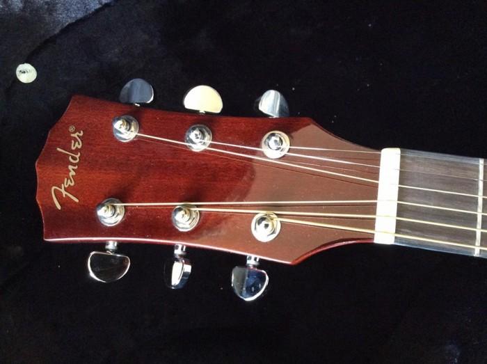 Acoustic guitar Fender CD-60CE Đàn mới 100%