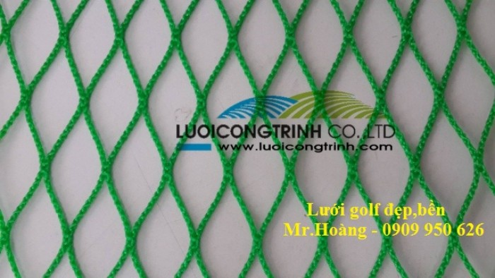 Lưới xây dựng các loại,lưới bóng đá,lưới che nắng,lưới golf3