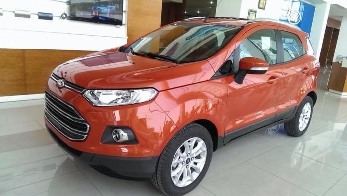 Ford Ecosport giao ngay, đủ màu, giảm cực mạnh 615(tặng phụ kiên), hỗ trợ 85% 6 năm