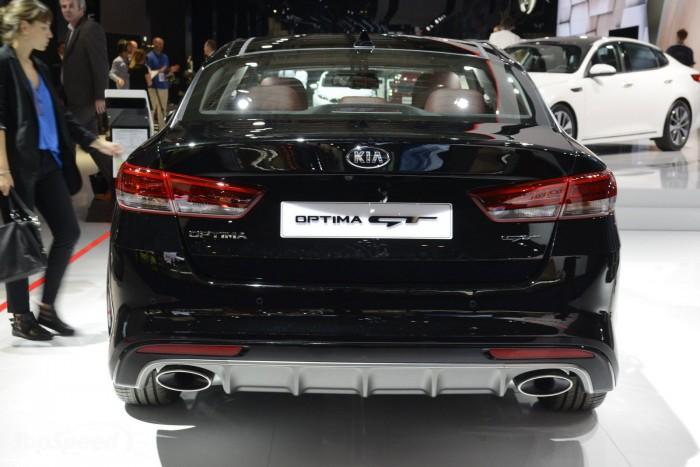 Kia Optima sản xuất năm 2016 Số tự động Động cơ Xăng