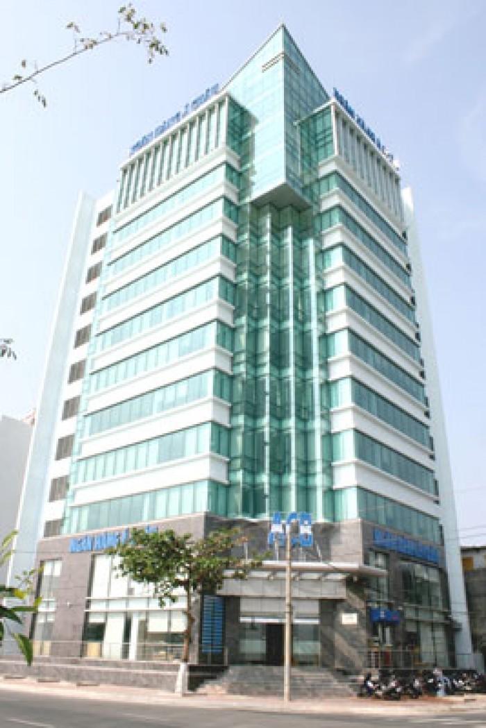 Cho thuê văn phòng tòa nhà ACB, Bạch Đằng, Quận Hải Châu, TP Đà Nẵng