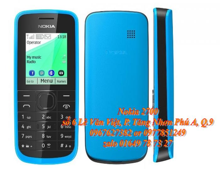 Nokia 109 zin chính hãng giá rẻ quận 9, thủ đức, tphcm. nokia