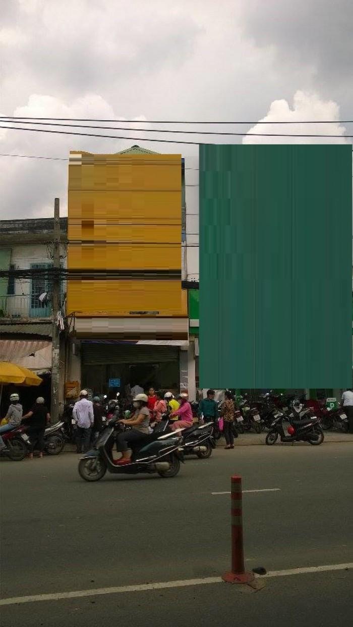 Nhà bán mặt tiền Nguyễn Thái Sơn, P.3, Gò Vấp DT 4,3x11m