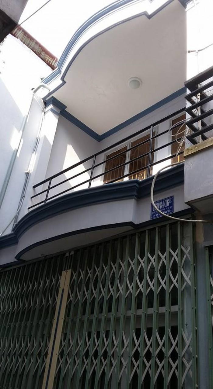 Nhà bán đường bùi Quang Là,p12 Gò Vấp,dt 3 x 9 đúc 1 trệt 1 lầu,SHR