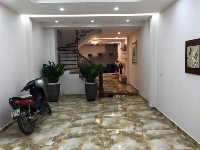 Nhà mặt phố Kim Đồng đẹp nhất, rẻ nhất, 60m2x5tầng chỉ có 16tỷ