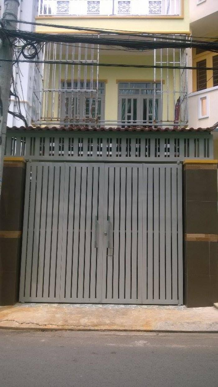 Nhà 1/ đường số 12 P.BHHA