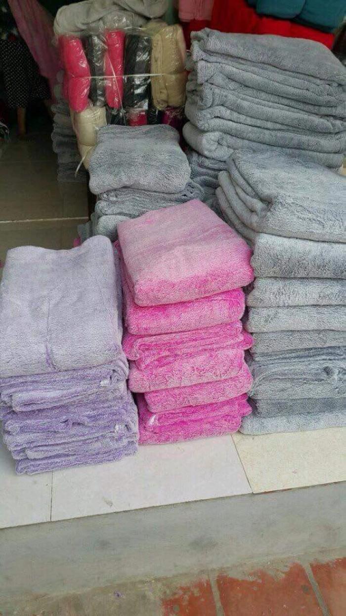 Thanh lý chăn thu xuất Hàn
