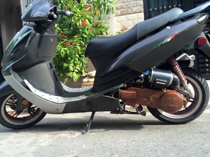 Honda Phantom Vento 150cc,hàng nhập Ý 5