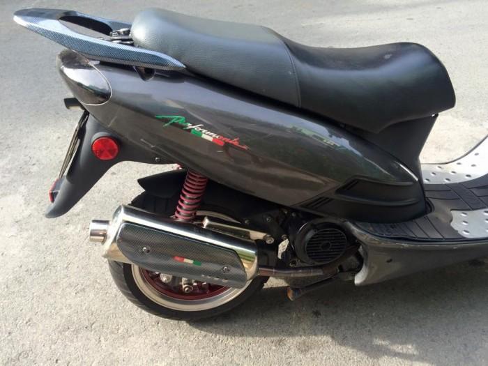 Honda Phantom Vento 150cc,hàng nhập Ý 7