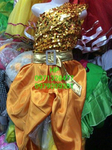 Bán cho thuê trang phục biểu diễn hoa phượng bình dương