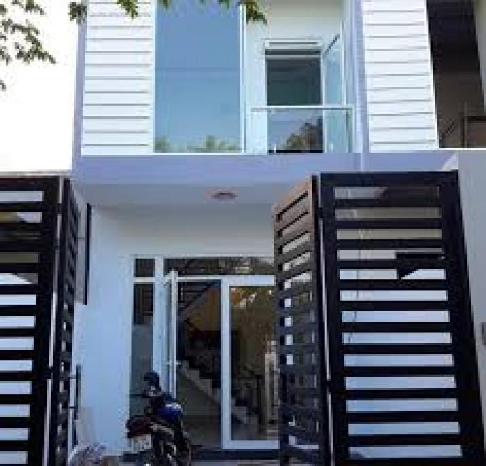 Bán biệt thự đường Đặng Văn Ngữ, Q.Phú Nhuận, Dt 6x18m kết cấu 1T 2L mới, giá 9.7 tỷ.