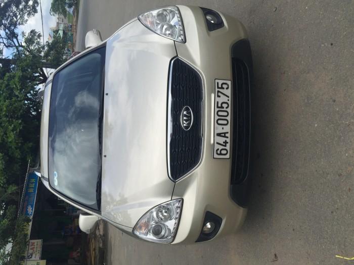 Cần bán Kia Caren 2.0 sx 2013 màu bạc 2
