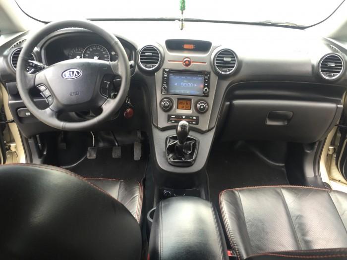 Cần bán Kia Caren 2.0 sx 2013 màu bạc 3