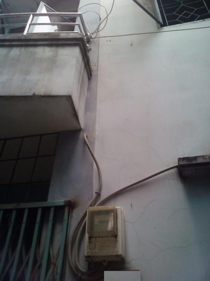 Bán nhà hẻm 3m Hoàng Văn Thụ, Phường 2, Tân Bình