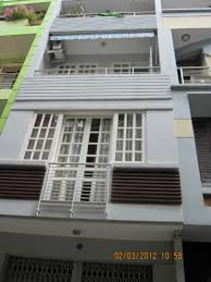 Bán Nhà Quận 5 .MT Nguyễn Biểu .Phường 2, (DT: 3.25 *12 .5m :8.4tỷ )