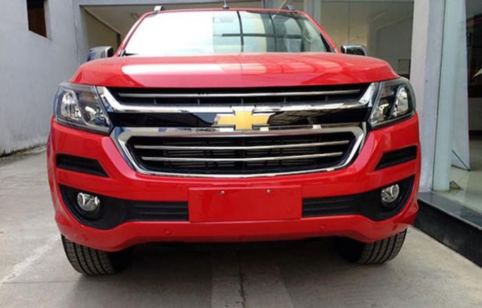 Chevrolet Colorado sản xuất năm 2018 Số tự động Dầu diesel