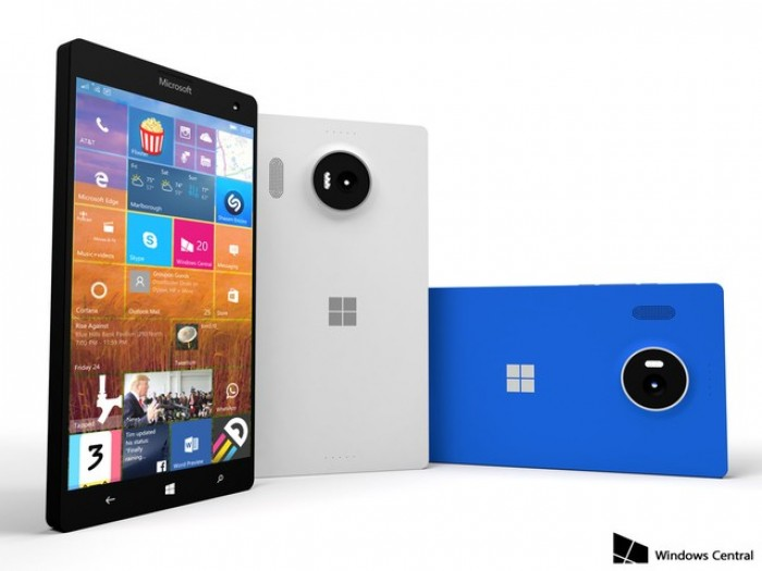 Thay màn hình - main board - pin Microsoft Lumia 950 / 950XL