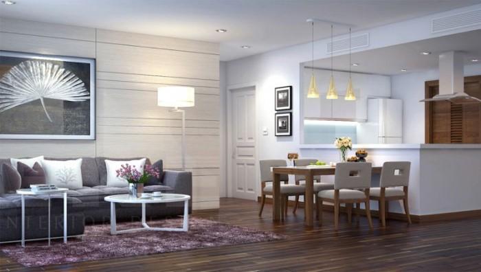 Chính chủ cần bán gấp căn hộ cao cấp Giai Việt, 146m2/3pn nhận nhà ở ngay