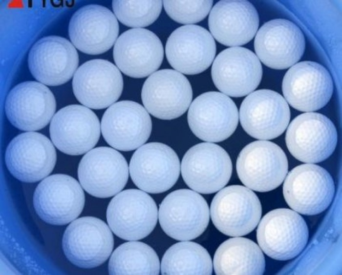 Bóng tập golf giá rẻ, bóng golf 1 lớp, bóng 2 lớp, bóng nổi đánh ra hồ, bóng