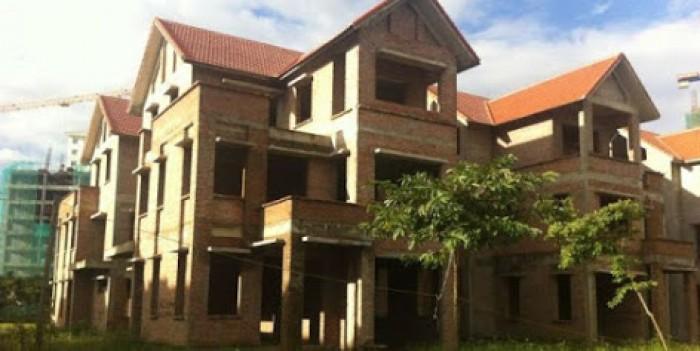 Cần bán gấp Biệt thự đã xây thô KĐT Mễ Trì, CĂN GÓC 103 m2, Rất rẻ 10 tỷ.
