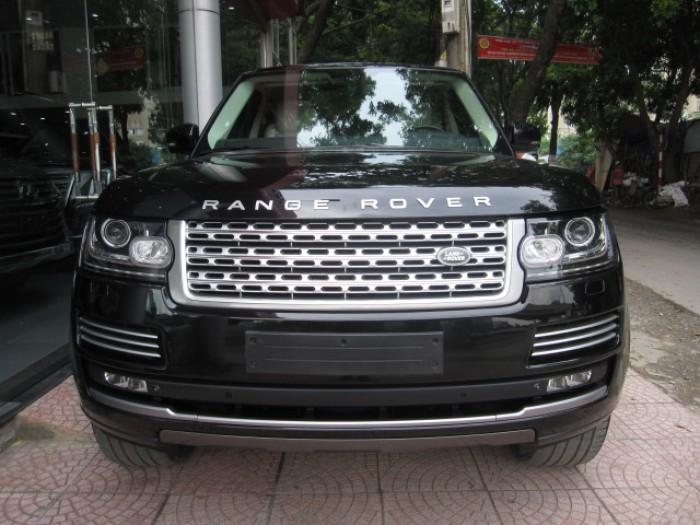 Bán xe LandRove Rang Rover Autobiography LWB 2015 Nhập Mỹ,màu đen