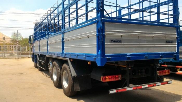 Thaco Auman sản xuất năm 2016 Số tay (số sàn) Xe tải động cơ Dầu diesel